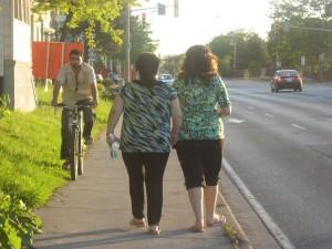 Walk with a Friend